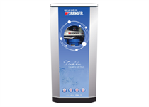 Máy lọc nước AQUA 7 lõi có đồng hồ