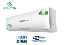 Điều hòa Erito Inverter 9000 BTU một chiều V10CS1