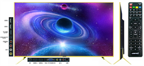 Smart Tivi 4K ASANZO 55 Inch 55AU8000