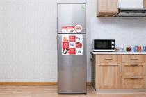 Tủ lạnh Sharp 241 lít SJ-250E-SL