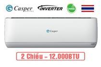 ĐIỀU HÒA 2 CHIỀU CASPER INVERTER 12000 BTU GH12TL22