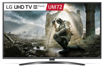 Smart Tivi LED LG 55 inch 55UM7290PTA , 4K UHD, HDR
