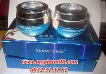 Bộ mỹ phẩm Nurse Face 2in1 Hàn Quốc