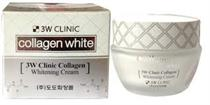 Kem Dưỡng Trắng - 3W Clinic Collagen Whitening Cream