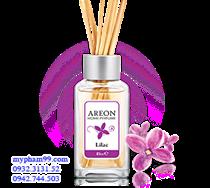 Nước hoa tự tỏa hương AREON HOME PERFUME 85ML Bungari