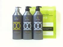 Bộ dầu gội - Kerasys Volume Scalp  Chuyên gia trị tóc gàu & Làm khỏe da đầu
