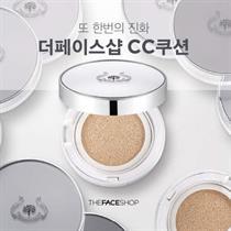KEM NỀN THE FACE SHOP CC CUSHION SPF50+ PA+++