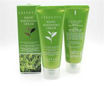 KEM TRẮNG DA GREEN TEA MAGIC WHITENING CREAM