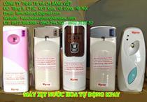 Máy xịt nước hoa tự động MG5, MG4a, MG4b, MG6, Aroma, Hommax