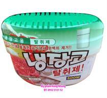 Hộp thơm khử mùi tủ lạnh Hàn Quốc Soom 200g