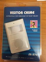 Chuông báo khách tự động không dây chạy Pin 16 kiểu chuông - Bằng Việt VISITOR