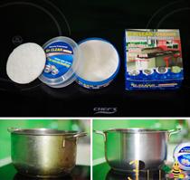 Bộ 5 hộp Kem tẩy vật dụng nhà bếp đa năng DrClean 3x Power