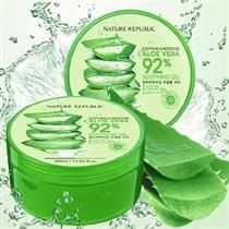 Gel Lô Hội Làm Đẹp Đa Công Dụng Nature Republic Aloe Vera 92% Soothing Gel