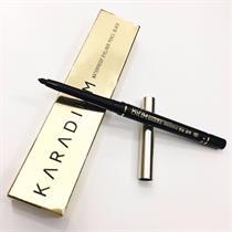 Bút Chì Kẻ Mắt Chống Trôi Karadium Waterproof Eyeliner Pencil Black VỎ VÀNG)
