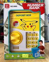 Két tiền mini hình Pokemon