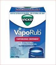 Dầu ấm ngực giảm ho cho trẻ Vaporub