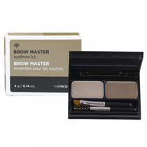 Bột Chân Mày The Face Shop Brow Master EyeBrow Kit #02