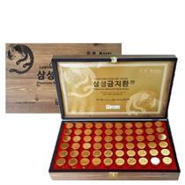 Viên Bổ Não, Tuần Hoàn Máu - Cấm Địa Hoàng hộp gỗ 60 viên - hàng nội địa Hàn Quốc