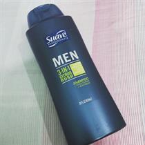 Suave Men 3in1 Tắm Gội Xả Đặc Biệt Cho Nam Giới 828ml