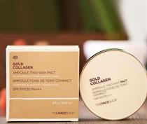 Kem phấn GOLD COLLAGEN AMPOULE TWO-WAY PACT