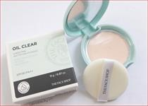 Phấn Phủ Kiềm dầu Oil Clear Blotting Pact The Faceshop (9g)