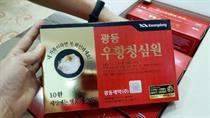 An cung ngưu tổ kén Kwangdong chính hãng - Viên uống chống đột quỵ