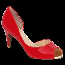 Giày cao gót hở mũi uyển chuyển