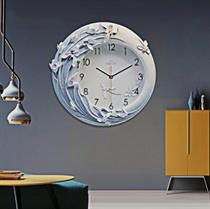 Đồng hồ trang trí dải hoa nghệ thuật ZB04A