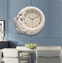 Đồng hồ nghệ thuật trang trí hiện đại thiên thần nhỏ ZB03B