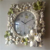 Đồng hồ trang trí hoa tầm xuân ZB022A