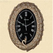 Đồng hồ trang trí đẹp công sang trọng và qúy tộc BH1069