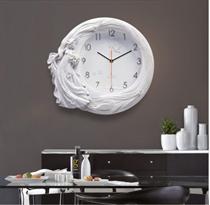 Đồng hồ trang trí nội thất hiện đại thiên thần nhỏ ZB03A