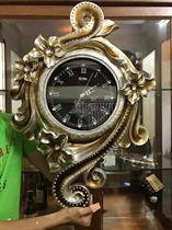 Đồng hồ trang trí nghệ thuật Giấc mơ hoa BH8077