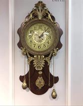 Đồng hồ quả lắc Tân cổ điển BH1980 - Chất liệu Đồng