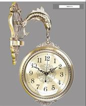 Đồng hồ nghệ thuật Cá Chép Nhả Ngọc BH2021