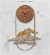 Đồng hồ Nghệ thuật phù điêu nổi- Cho không gian đẳng cấp Quý tộc BH058