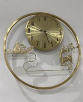 Đồng hồ Đồng nguyên chất Hươu Tài Lộc BH668