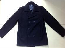 Áo dạ nam American Rag 2 màu đen, kẻ tăm - khoác ngoài vest hoặc áo len thì cực san