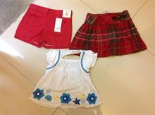 Váy, chân váy, quần Sooc JUPE của GYMBOGREE