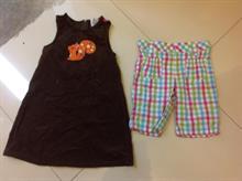 Váy, quần Sooc JUPE của GYMBOGREE
