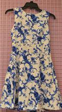 Váy xanh F21