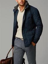 Khoác nam cổ lông Massimo Duti