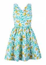 Váy chanh