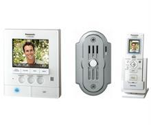 Chuông cửa màn hình màu không dây Panasonic VL-SW251-S