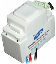 Công tắc điều khiển từ xa RI02,sử dụng remote Tivi & sóng 315Mhz