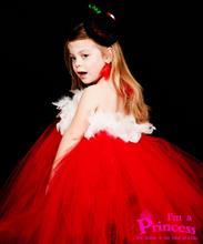 Đầm công chúa cho bé chụp hình giáng sinh Princess_PR95