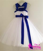 Đầm công chúa Namiko ( sóng biển diệu êm ) Princess_PR121