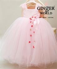 Đầm công chúa pink snow princess ( công chúa tuyết hồng ) Princess_PR122