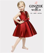 Đầm dạ hội Nữ Thần Hestia ( Ngọn lửa vĩnh cữu ) HQ455 GINgER WORLD