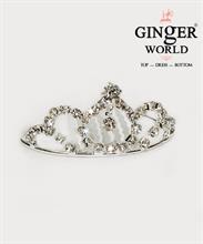 Cài Tóc Vương MIện Công Chúa Nhỏ CT_VMN06 GINgER WORLD
